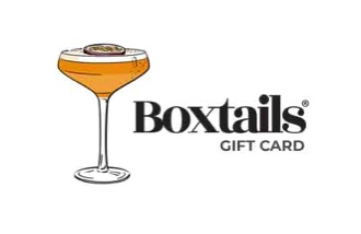 Boxtails Gift Card | Boxtails Vouchers