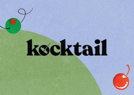 Kocktail Gift Card UK
