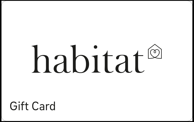 Habitat Gift Card