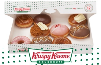 Krispy Kreme - Choose Your Own Gift Card