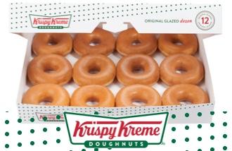 Krispy Kreme - Original Dozen Gift Card