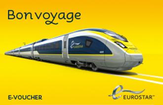 Eurostar Gift Card UK