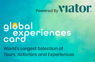 The Global Experiences Card Gift Card | The Global Experiences Card Vouchers