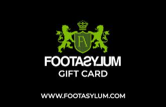 Footasylum Gift Card UK