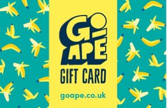 Go Ape Gift Card UK