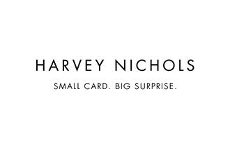 Harvey Nichols Gift Card UK
