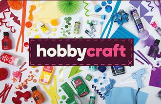 Hobbycraft Gift Card UK