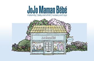 JoJo Maman Bébé Gift Card UK