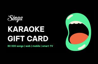 Singa Gift Card UK