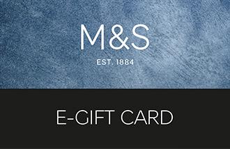 M&S Gift Card UK