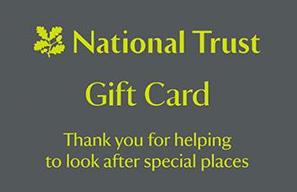 National Trust Gift Card UK