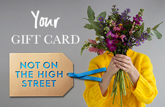 Not On The High Street Gift Card UK