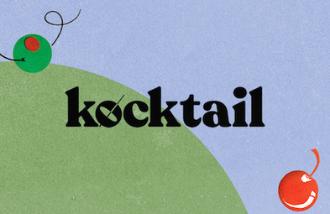 Kocktail Gift Card