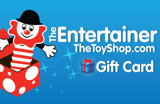 The Entertainer Gift Card UK