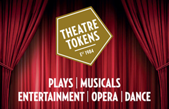 Theatre Tokens Gift Card UK