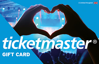 Ticketmaster UK Gift Card UK