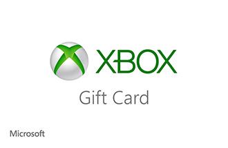 Xbox Gift Card UK
